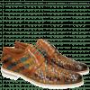Derby Schuhe Brad 1 Woven Multi 1 Aspen