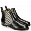 Stiefeletten Susan 34 Petrol Hairon Tweed
