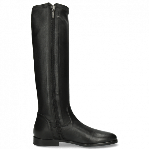 Stiefeletten Susan 79 Glove Nappa Black Stretch Black