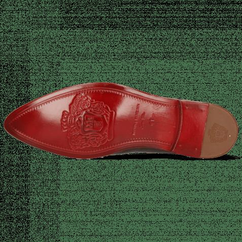 Derby Schuhe Toni 36 Sand Mink