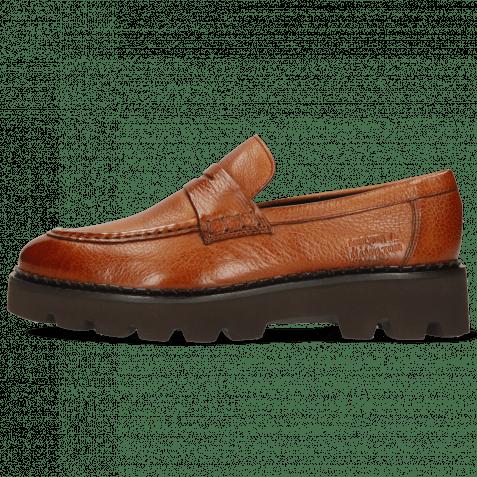 Loafers Jade 6 Prato Tan