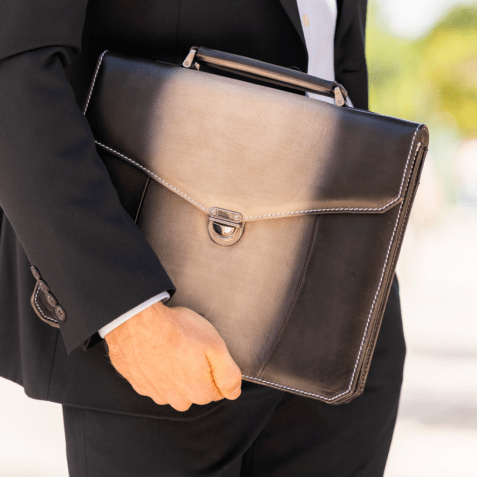 Business Taschen Kingston Vegas Grey Shade Black