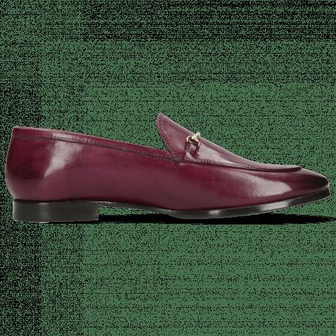 Loafers Scarlett 22 Monza Viola Trim Gold