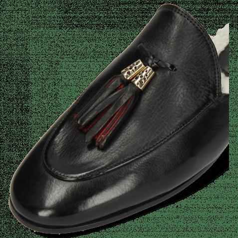 Pantoletten Scarlett 2 Monza Black