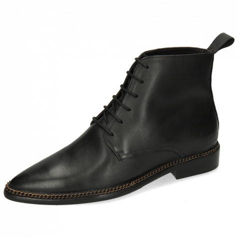 Stiefeletten Tracey 5 Nappa Black Lining