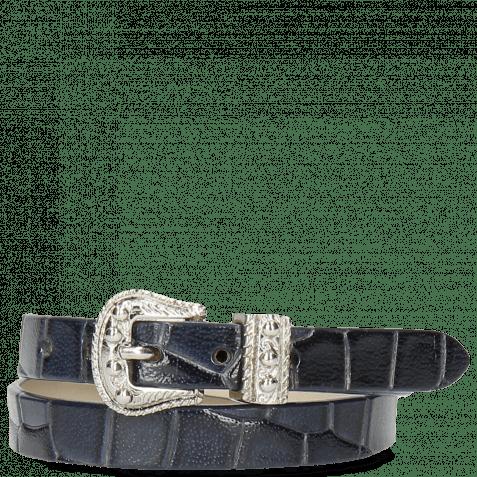 Armbänder Ines 1 Crock Navy Buckle Nickle
