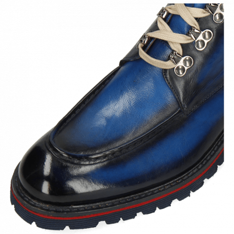 Stiefeletten Trevor 45 Monza Mid Blue Shade Navy