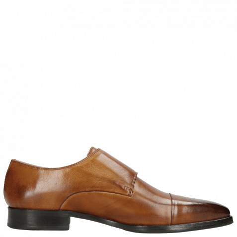 Monk Schuhe Lance 1 Crust Tan HRS