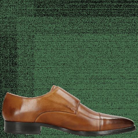 Monk Schuhe Lance 1 Crust Tan HRS