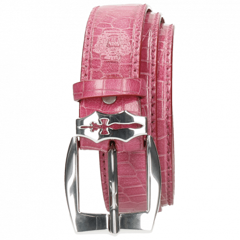 Gürtel Larry 1 Crock Fuxia Sword Buckle