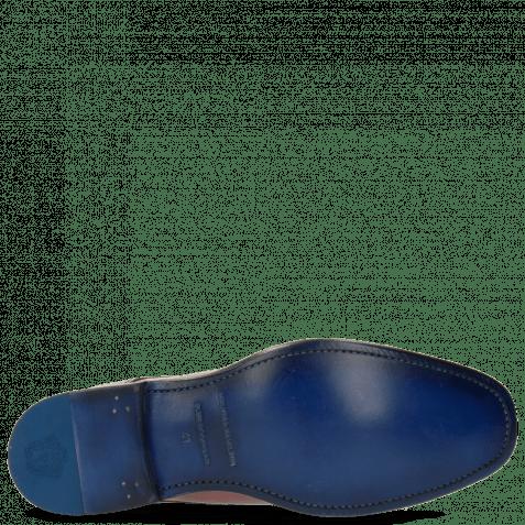 Derby Schuhe Tyler 2 Burgundy