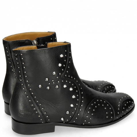 Stiefeletten Sally 79 Nappa Soft Black