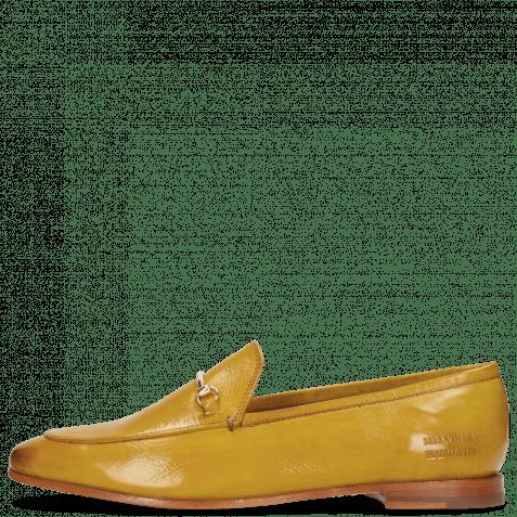 Loafers Scarlett 22 Pisa Yellow Trim Gold