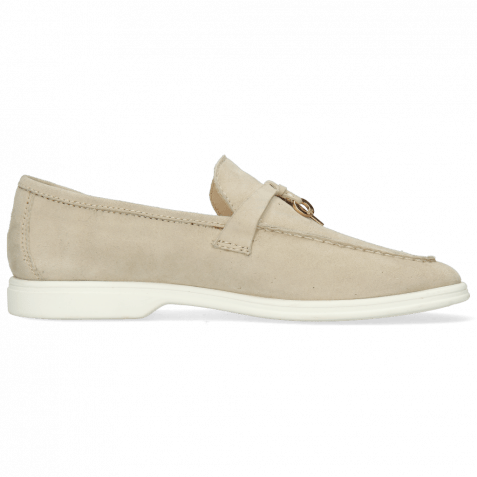 Loafers Adley 3 Oily Suede Off White Accessory