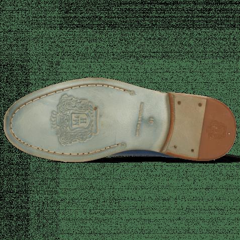 Derby Schuhe Matthew 23 Venice Neptune