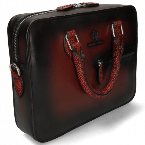 Handtaschen Vancouver Plum Shade Black