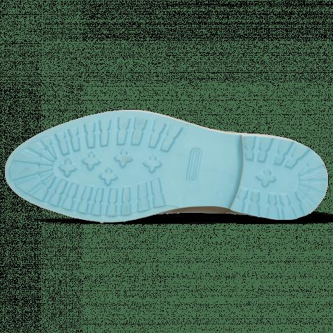 Oxford Schuhe Brad 8 Classic Interlaced Grigio Turquoise