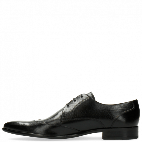 Derby Schuhe Toni 2 Forum Black LS Black