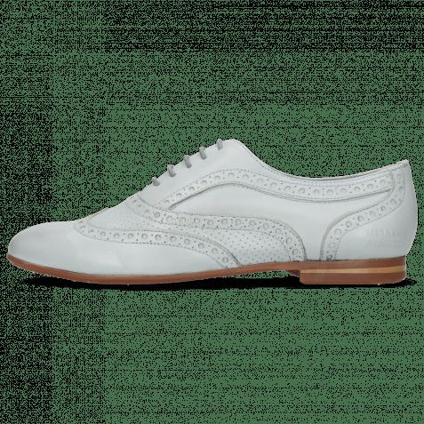 Oxford Schuhe Sonia 1 Nappa Perfo Sky