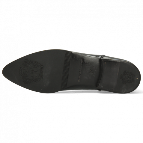 Stiefeletten Jessy 1 Nappa Glove Black Elastic Black