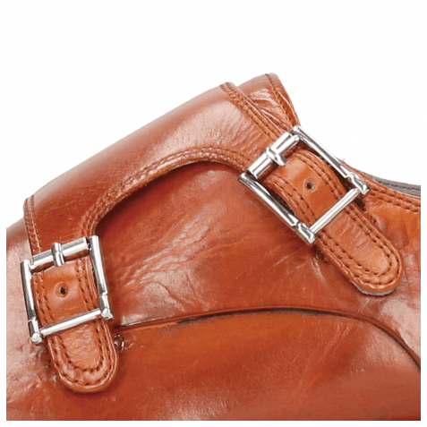 Monk Schuhe Lance 1 Crust Orange HRS