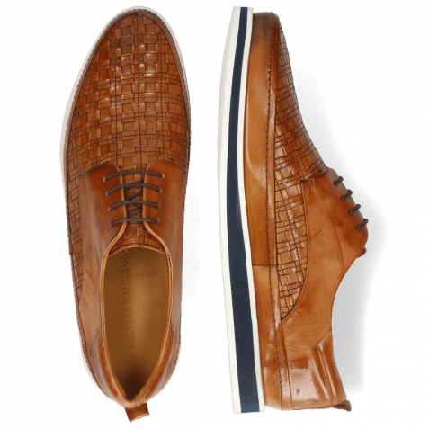 Sneakers Harry 1 Woven Tan