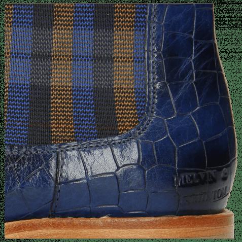 Stiefeletten Amelie 77 Crock Electric Blue Loop Camo