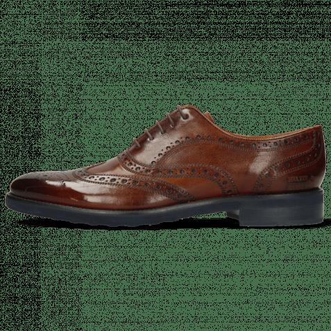 Oxford Schuhe Clint 23 Monza Wood Lining
