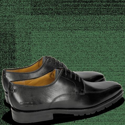 Derby Schuhe Emil 2 Remo Black Star