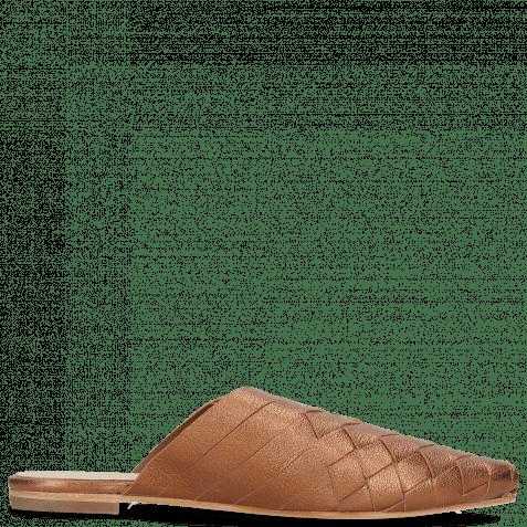 Pantoletten Alexa 12 Cherso Copper