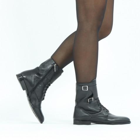 Stiefel Susan 90 Imola Black