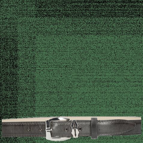 Gürtel Linda 1 Grigio Sword Buckle