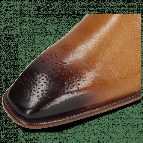 Derby Schuhe Albert 1 Venice Sand Shade Purple Tentactle