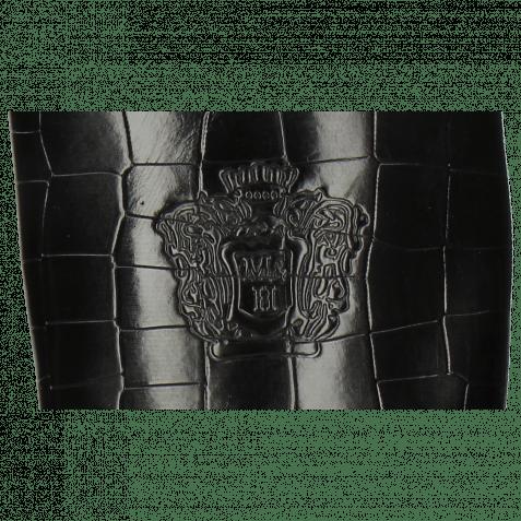 Stiefel Susan 7 Vegas Turtle Black M&H Crown