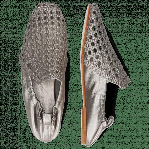 Loafers Melly 7 Mignon Steel Nappa Talca