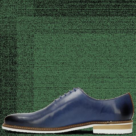 Oxford Schuhe Erol 34 Moroccan Blue