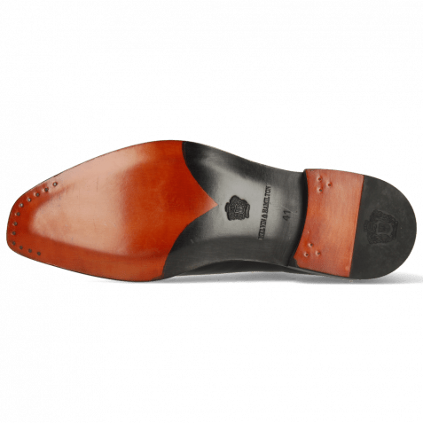 Oxford Schuhe Gaston 1 Black Lining