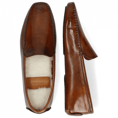 Loafers Home Donna Imola Wood Socks Sherling
