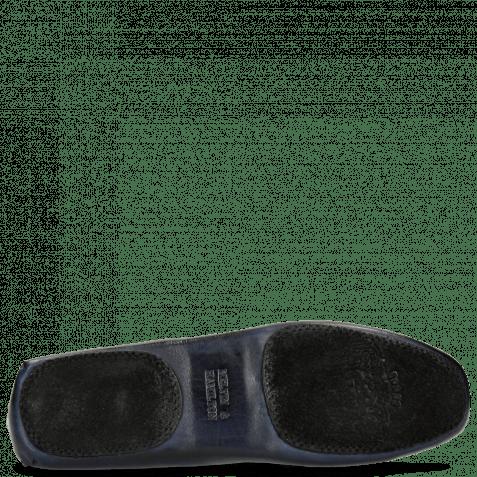 Loafers Home Donna Marine Split Black