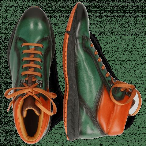 Sneakers Blair 17 Pisa Pine Orange