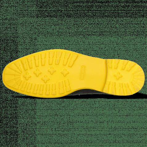 Stiefeletten Eddy 10 Crock Navy Pop Yellow