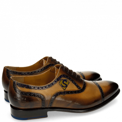 Oxford Schuhe Lionel 1 Tan