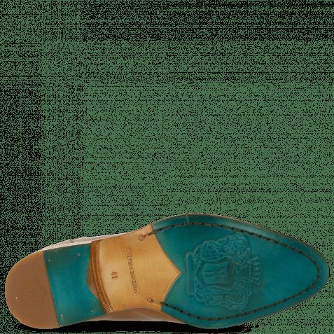 Derby Schuhe Kane 2 Wood LS Natural