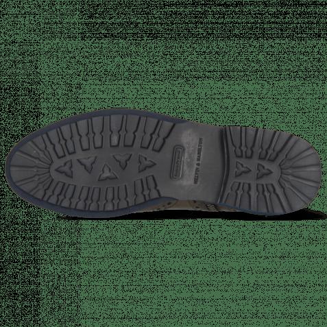 Stiefeletten Selina 25 Imola Stone Strap Marine