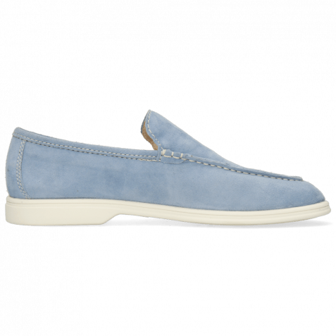 Loafers Adley 1 Suede Sky Stitching