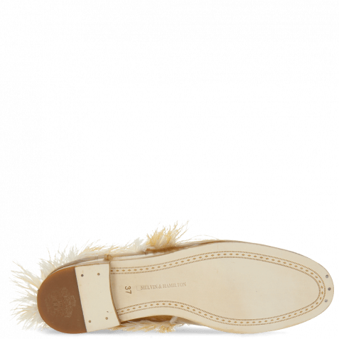 Loafers Scarlett 1 Cashmere Top Line Feather