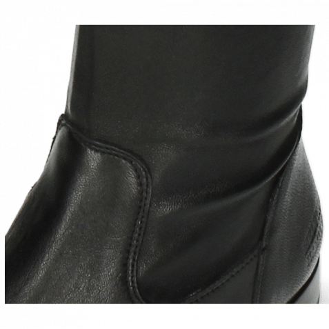 Stiefeletten Susan 79 Glove Nappa Black Stretch Black