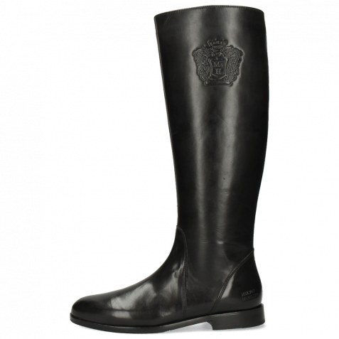 Stiefel Susan 7 Black Crown Lining
