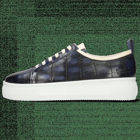 Sneakers Amber 6 Vegas Turtle Navy