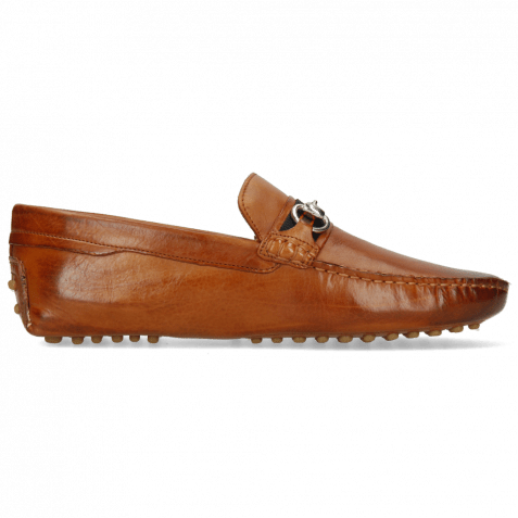 Loafers Nelson 16 Imola Tan Strap